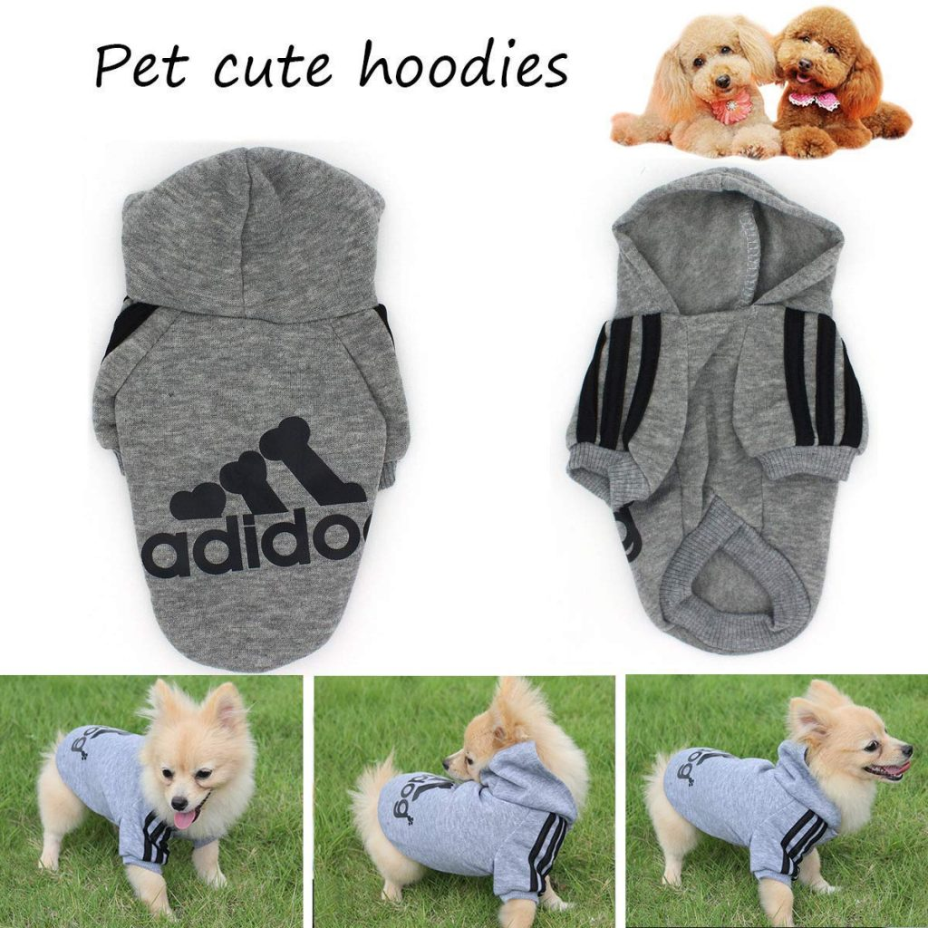 Dog Winter Hoodies