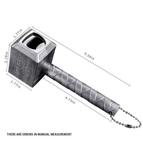Hammer of Thar beer bottle opener