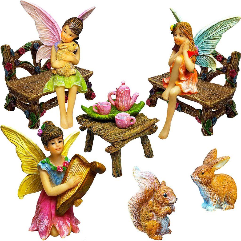 Best Magnificent Fairy Garden Set your Home Garden