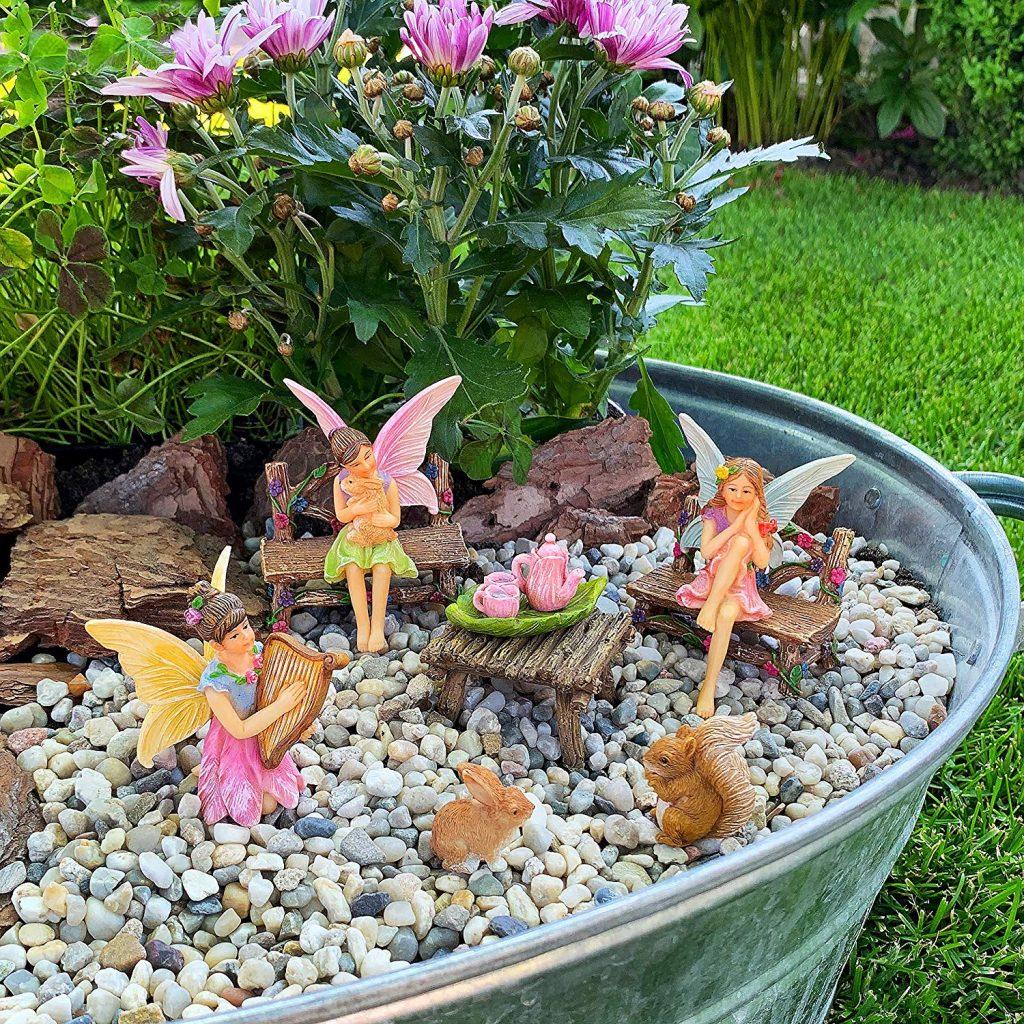 Best Magnificent Fairy Garden Set