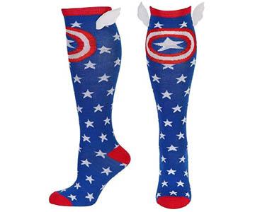 Stars Knee High Socks