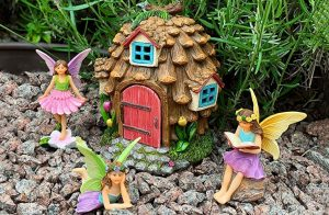 Fairy Garden Set The Best Gifts Ideas  for Gardeners