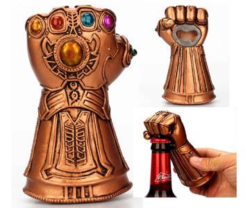 hanos Gloves Fist Opener Beer Bottle