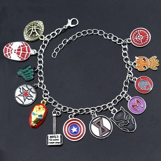infinity war bracelet