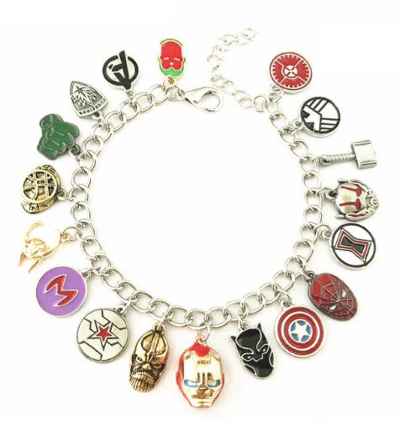 buy avengers infinity war bracelet