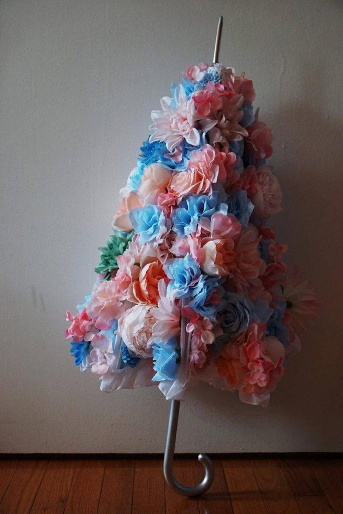 Flower Umbrella For Wedding