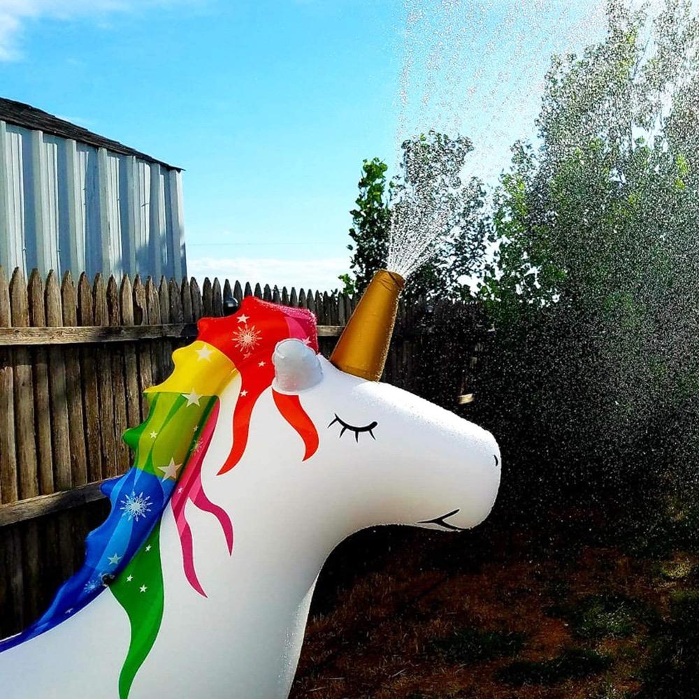 Unicorn Water Sprinkler