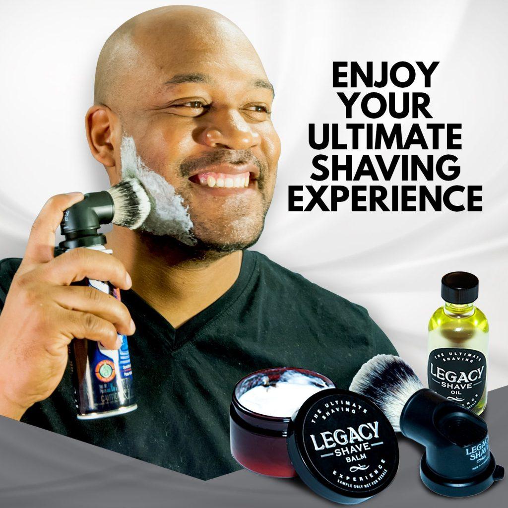 Legacy Shave Evolution Brush