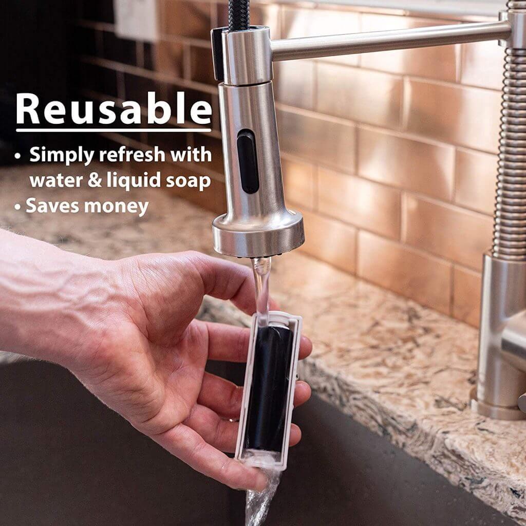 reusable IRoller Screen Cleaner