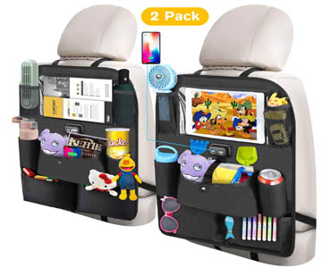 Backseat Car Organizer For Kids