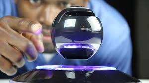 magnetic levitation bluetooth speaker