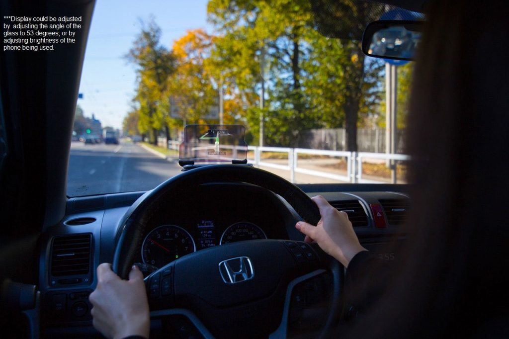 best heads-up display for cars