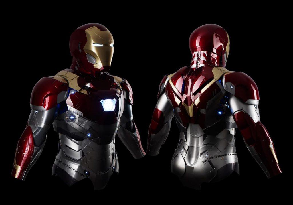 Wearable Iron Man Suit Mark