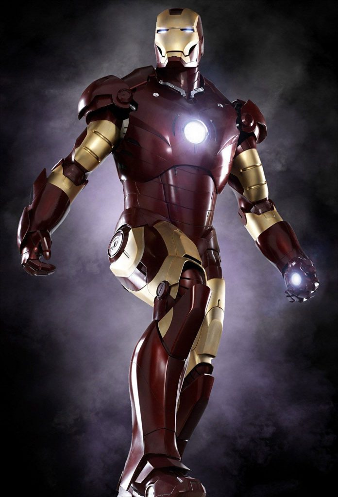 This Wearable Iron Man Suit Mark 85