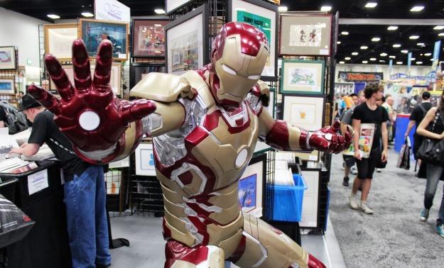 Iron Man Suit Mark 85
