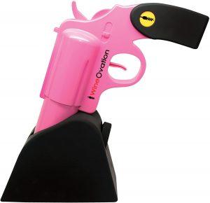 Pink Gun Wine Opener