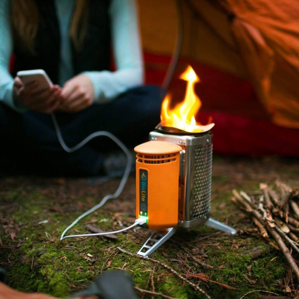 BioLite CampStove Campstove