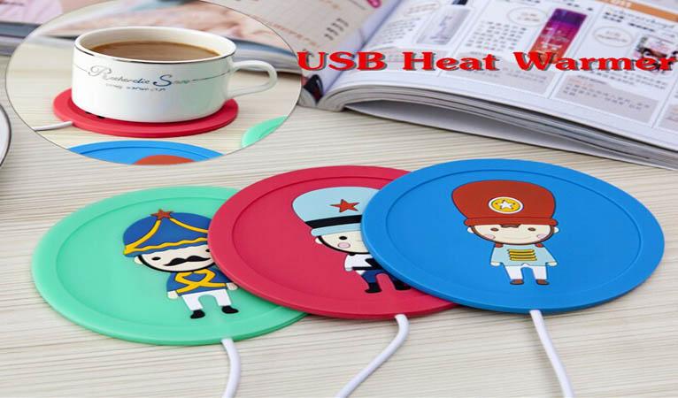 USB Coffee Mug Warmer