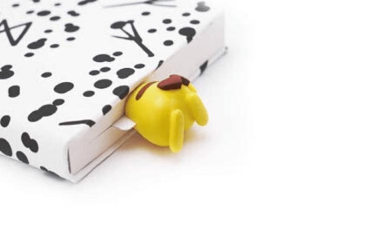 Bookachu GO Bookmark