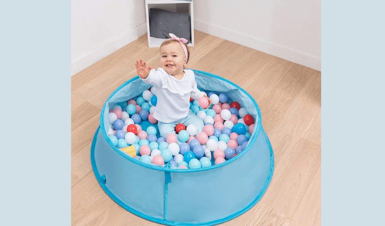 Cute Babymoov Aquani Best Baby Beach Tent and Pool