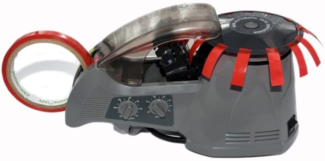 automatic tape dispenser machine for office
