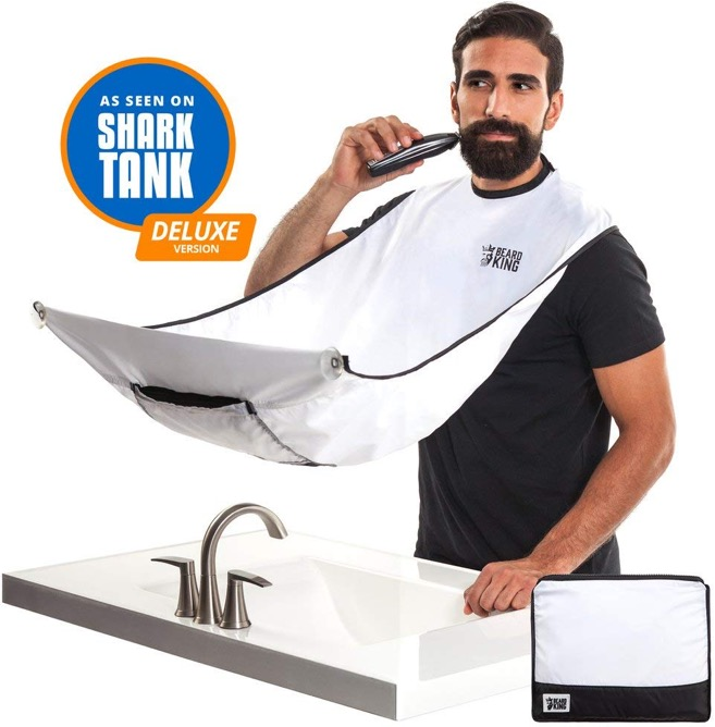 Beard king shark tank