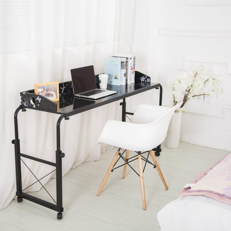 Overbed table laptop