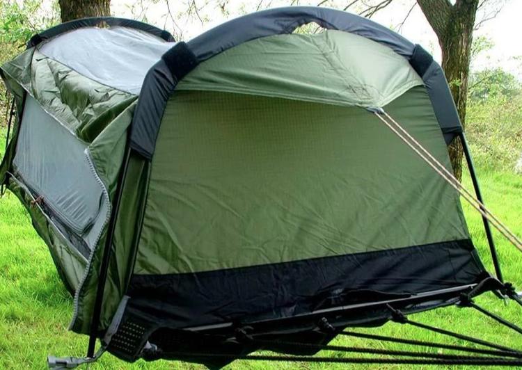 Hammock tent combo
