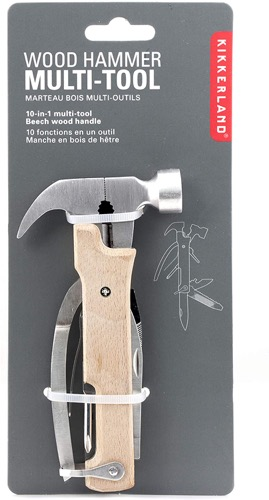Mini hammer multi tool