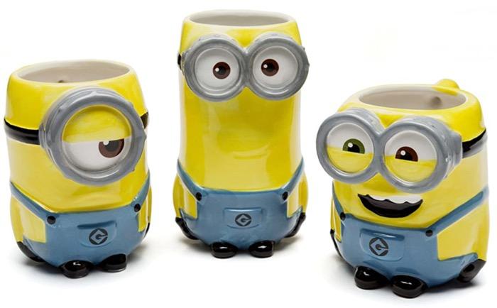 Minions coffee mug