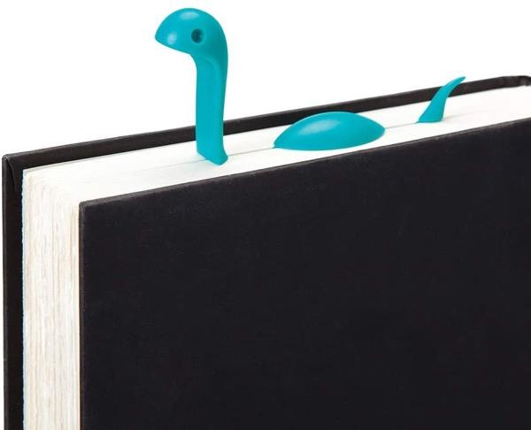 Nessie bookmark amazon