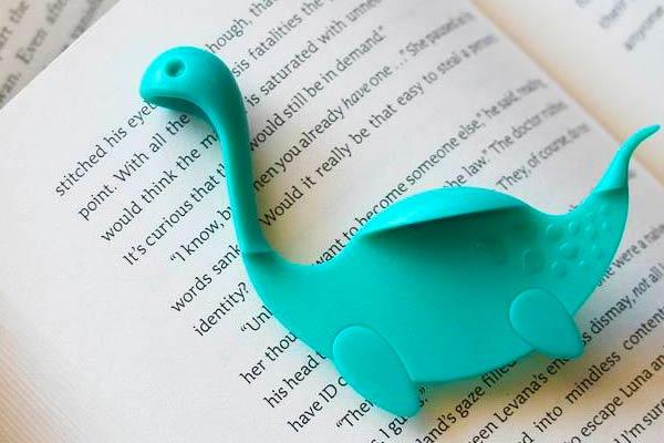 Nessie bookmark