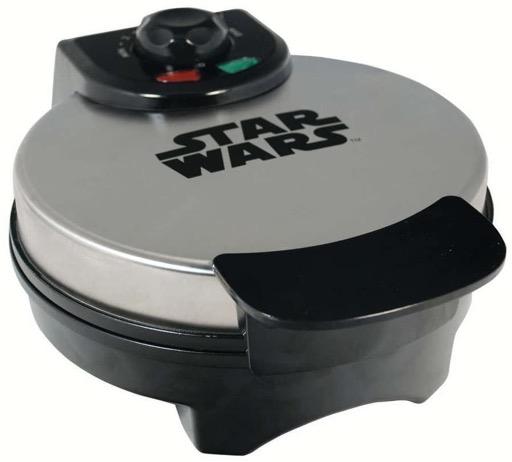 Thinkgeek star wars waffle maker
