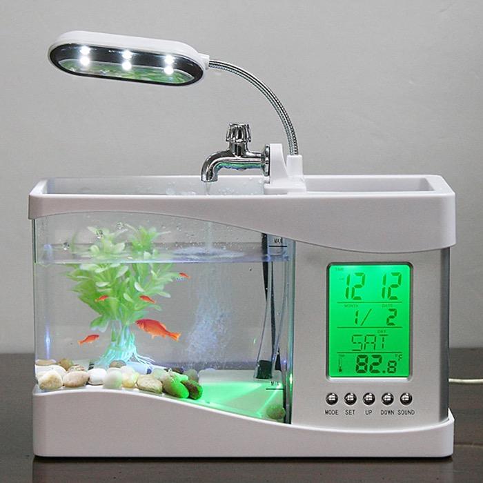 USB powered Desk Aquarium