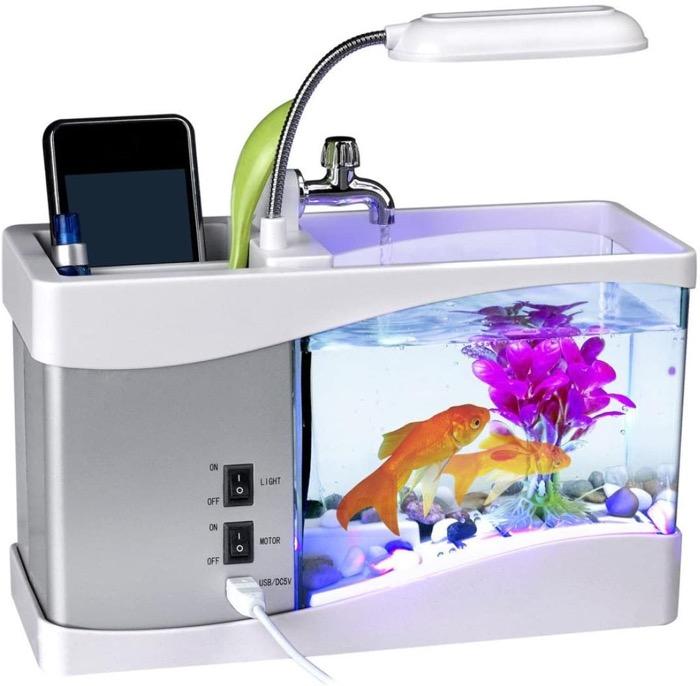 USB Aquarium Fish Tank