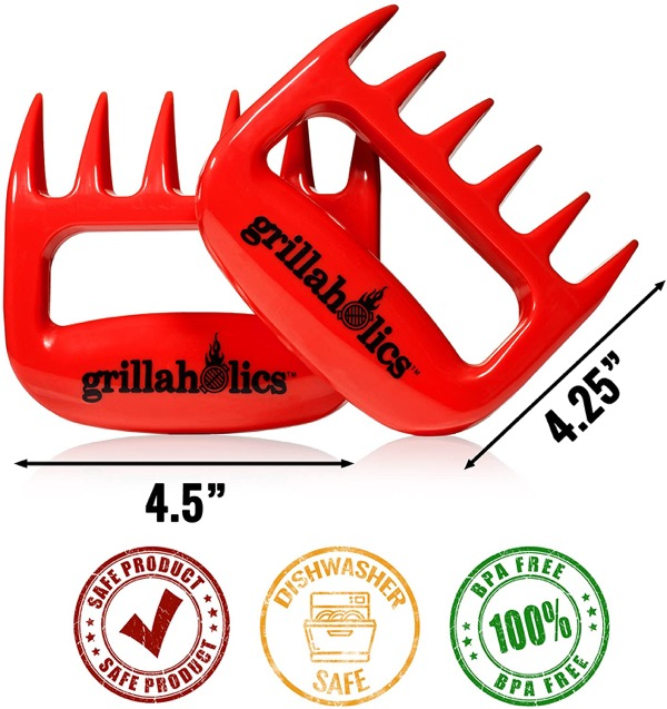 Best meat shredder claws