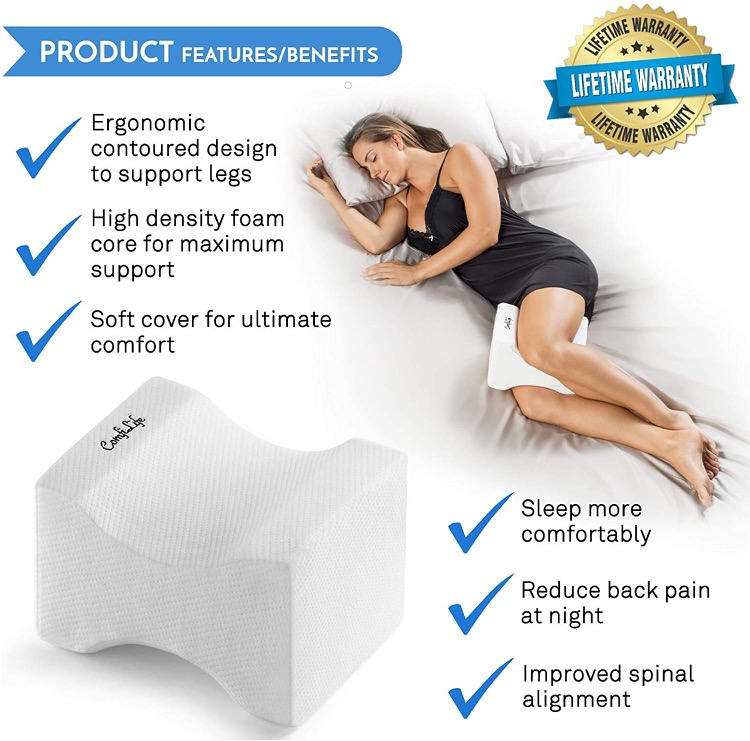 Knee pillow benefits