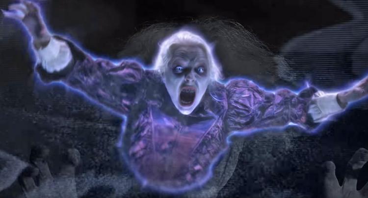 Halloween hologram projector