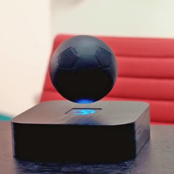 levitating ufo speaker