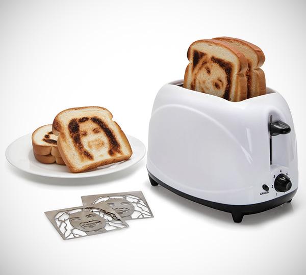 selfie toaster amazon