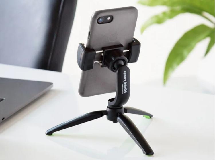tripod to phone mount