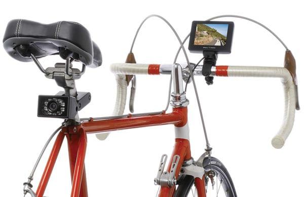 bicycle rear view camera
