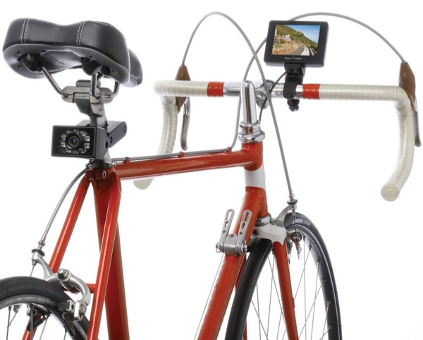 bicycle rear view camera iphone