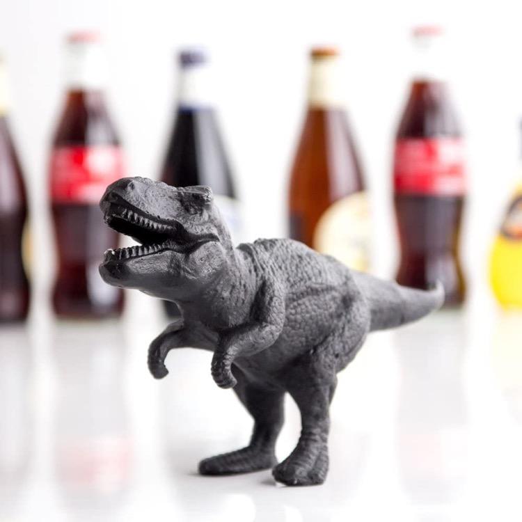 dinosaur bottle opener amazon