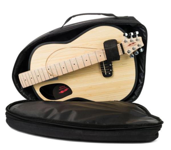 foldable acoustic guitar