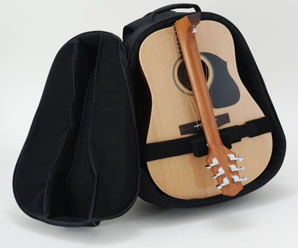 collapsible guitar