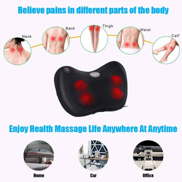 Ophanie shiatsu neck and back massager