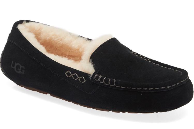 Ansley petal water resistant slipper