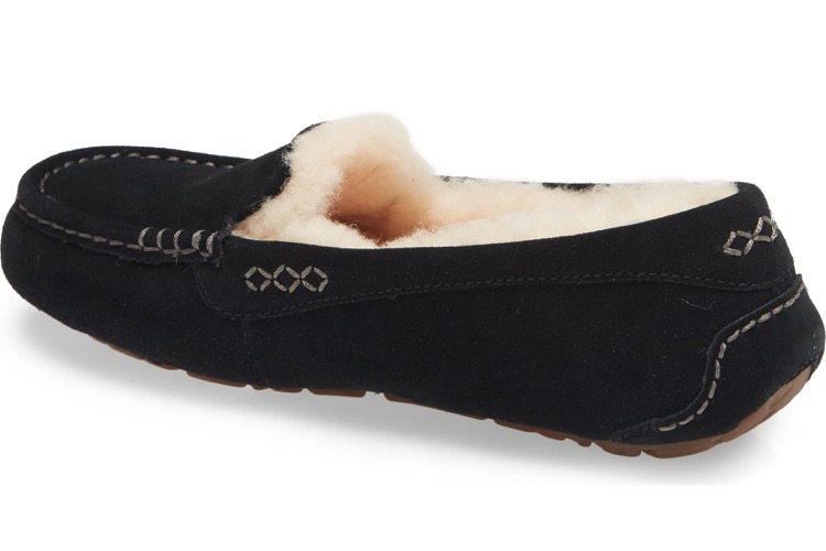 Ansley studded water resistant slipper