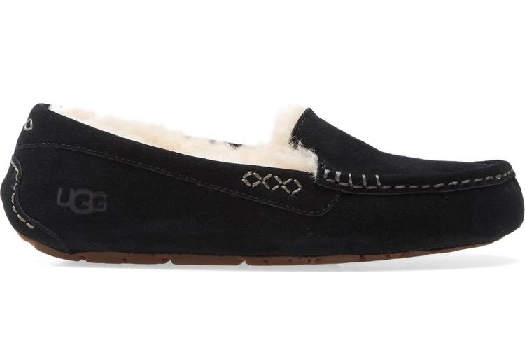 Do ugg slippers stretch